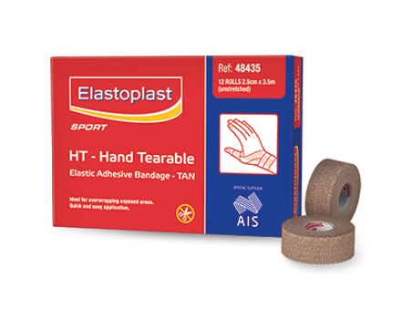 Hand Tearable Elastic Adhesive Bandages
