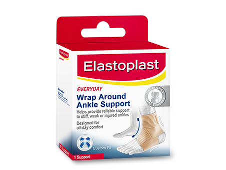 Wrap Around Ankle Support Support And Braces Elastoplast